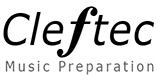 Cleftec Professional Music Preparation Services